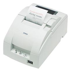 EPSON TM-U220PA-007 parallel, white