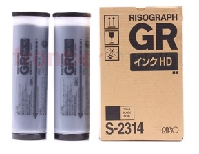 toner (ink) RISO S-2314 GR3770 black (2ks v bal.)