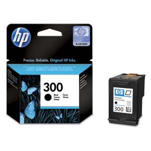 KAZETA HP CC640EE no.300 Black Ink Cartridge with Vivera Inks