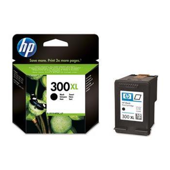 KAZETA HP CC641EE no.300XL Black Ink Cartridge vysokokapacitná