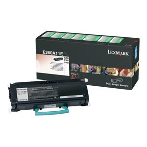Toner Lexmark E260,E360,E460 3.5K