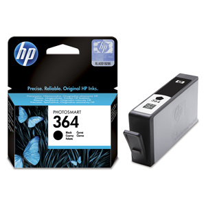 KAZETA HP CB316EE 364 Čierna Ink Cartridge, Vivera Ink