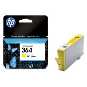 KAZETA HP CB320EE 364 Žltá, Vivera Ink