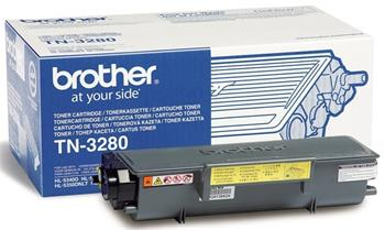toner BROTHER TN-3280 HL-5340D, DCP-8070D/8085DN, MFC-8880DN