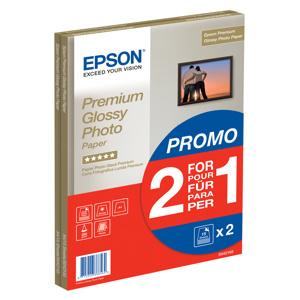 papier EPSON S042169 Premium Glossy Photo 255g/m, A4, 2x15ks BOGOFF